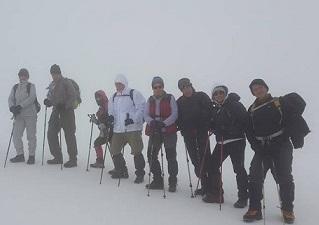 11 dağcı kurtarıldı 19'u kayıp