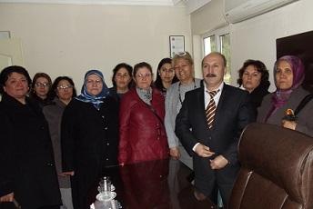 AK Parti Kadın Kolları ziyaretlerini sürdürüyor