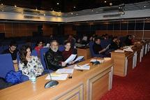2015 Yılı Girişimcilik Eğitimleri başladı