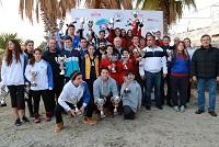 Windsurf Yarıyıl Kupası sona erdi