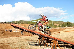 Fethiye'de Enduro heyecanı
