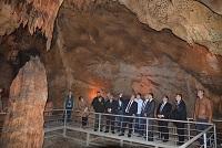 Gökçeler Mağarası turizme kazandırılıyor