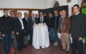 Taraftarların yeni başkanı Sercan Gök