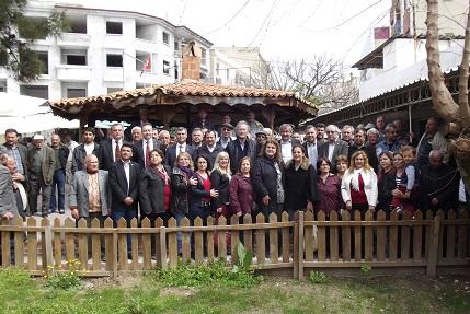 CHP'li adaylar Yatağan'a teşekkür etti