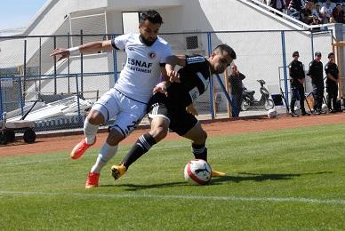 Fethiyespor 3 puanı tek golle aldı