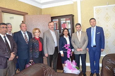 AK Parti adaylarının Menteşe ziyaretleri