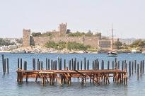 Bodrum, iskele kirliliğinden kurtuluyor