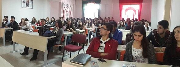 Karacan'dan DGS semineri