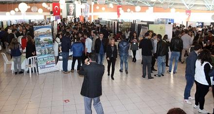 Sektör-Öğrenci buluşmasına rekor katılım