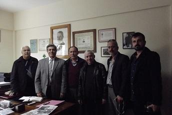 Yatağan Kent Konseyi, Basın Komisyonu toplandı