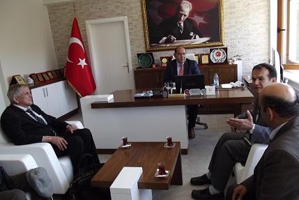 """""""Türkiye, AB'nin ihtiyacını karşılayabilir"""""""