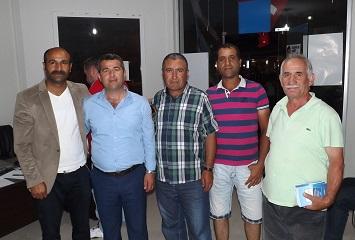 Bodrum AK Parti'de, Sandık Eğitimi