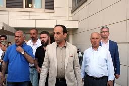 AK partili meclis üyesine saldıranlar tutuklandı
