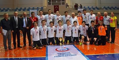 Beşiktaş, Ortaca'da şampiyonluğu elde etti