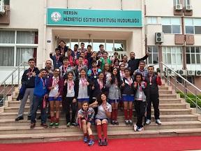 Liseli Hokeycilerde hedef: Türkiye Şampiyonluğu