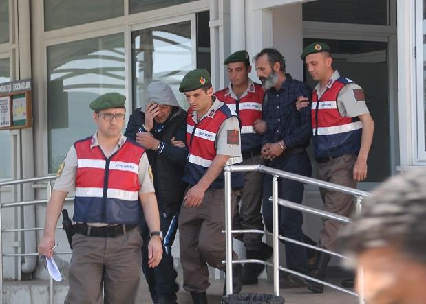 9 insan taciri tutuklandı