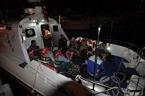 14 kaçak ve 4 organizatör yakalandı