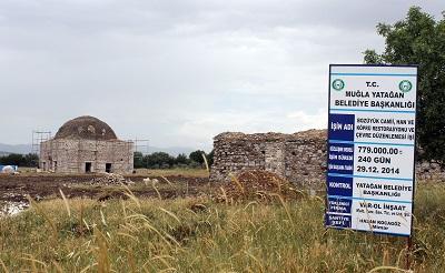 Kanuni'ni yolu Kültür Turizmine kazandırılıyor