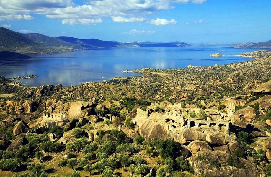 Bafa'daki tarihi alanlar risk altında