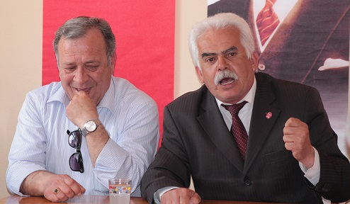 """Atatürk'ün partisi CHP, proje partisi oldu"""