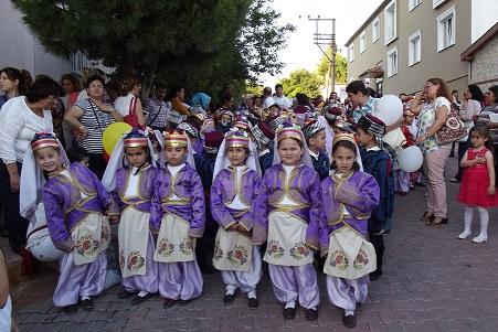 Yatağan'da festival coşkusu