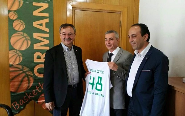 Özyer'den, Ormanspor'a destek