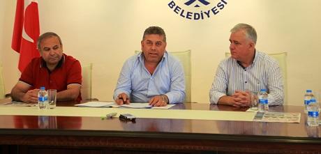 Bodrum Belediye Meclisi toplandı