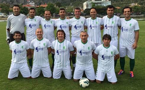 Bodrum Belediyespor'un hedefi şampiyonluk
