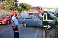 Bodrum'da kaza: 2 yaralı