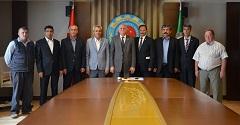 Bodrum Ziraat Odası Yönetiminden, Bayraktar'a ziyaret