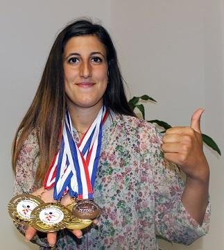 3 yılda Dünya şampiyonluğuna ulaştı