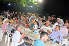 Fethiye Belediyesi, Kızılbel'de iftar verdi