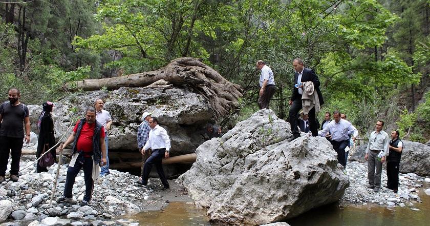 Geyik Kanyonu'nda, Geyik üretilecek