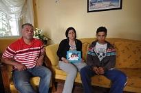 Eşini kazada kaybeden kadın adalet istiyor