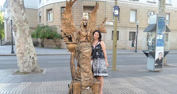SANAT, TARİH VE FLEMENKO'NUN ŞEHRİ BARSELONA (ARZU SABANCI)