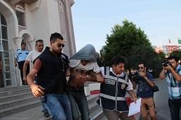Suç makinesi Fethiye'de yakalandı