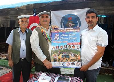 Muğla Türkmen Şenliği'ne hazır