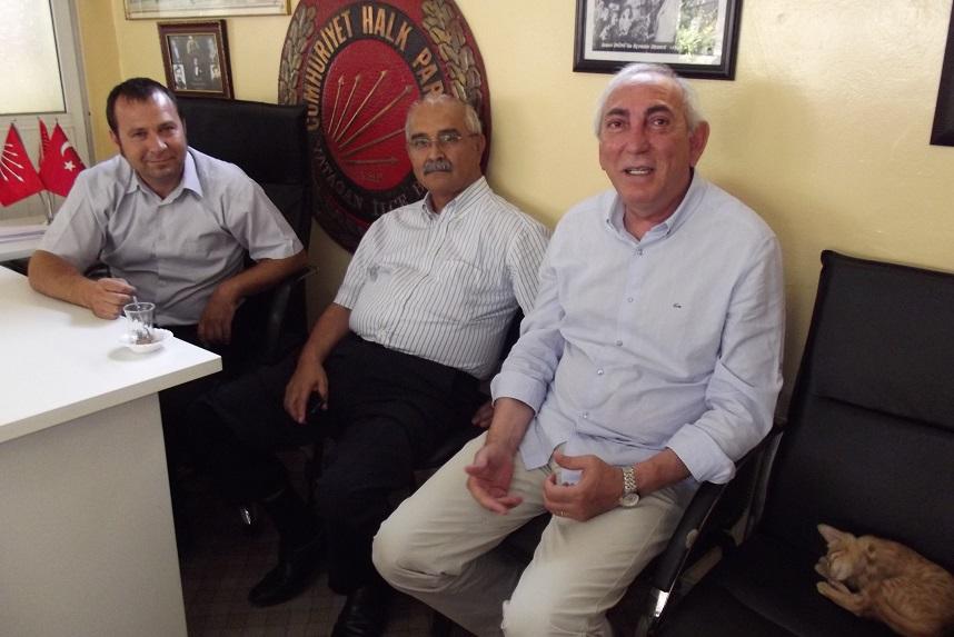 Aldan: CHP'nin sosyal politikaları sürecek