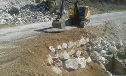 Büyükşehir'in Güvenli Yol çalışmaları sürüyor