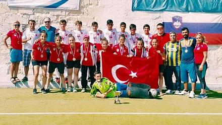 Serkan Şen, takımı şampiyonluğa taşıdı
