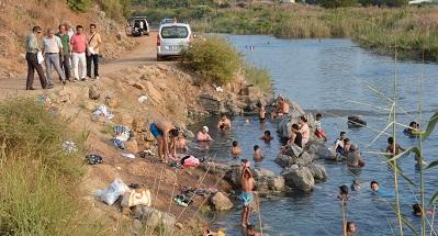 Kükürtlü su turizme kazandırılıyor