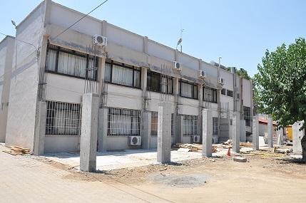 Ortaca Belediyesi'ne ek bina yapılıyor