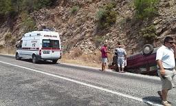 Yaralı götürürken yaralandılar
