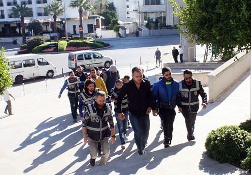 İnterpol ararken, Türk Polisi yakaladı
