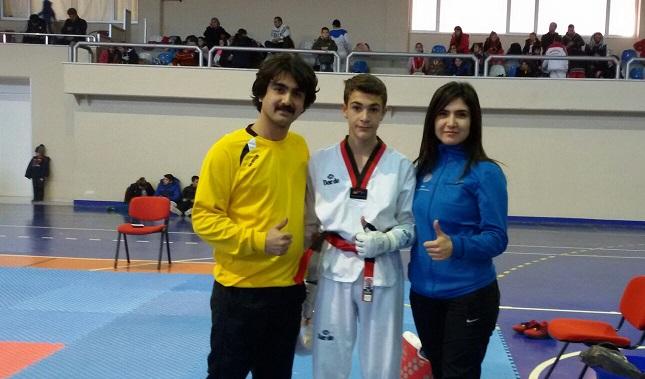 Taekwondocular Türkiye Yarı Finallerinde