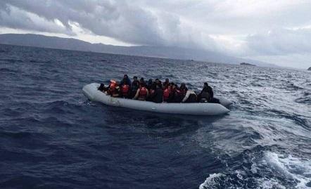 68 mülteci yakalandı