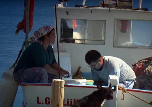 Son kadın balıkçılar