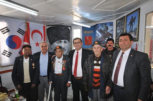 CHP yönetiminden Tokat ve Gazilere ziyaret