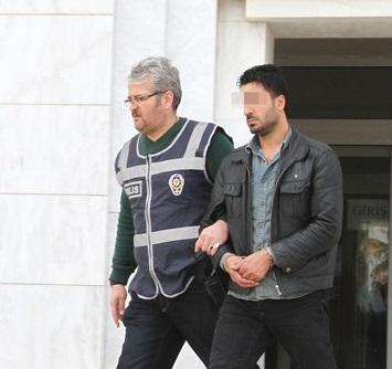 Diyabakır'da öldürdü Milas'ta yakalandı