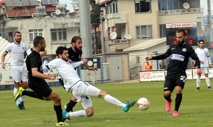 Fethiyespor 3 puanı 1 golle aldı